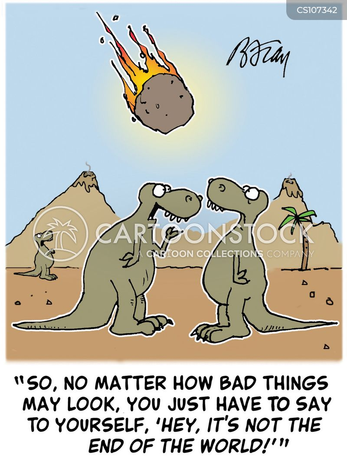 age of the dinosaurs cartoon