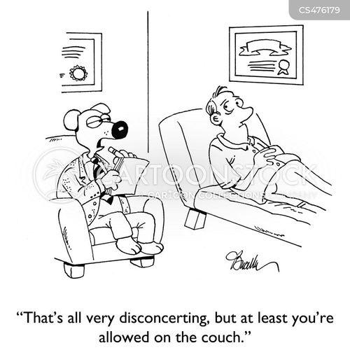 disconcerting cartoon