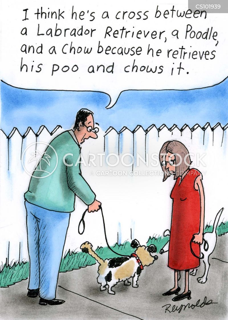 breeds cartoon