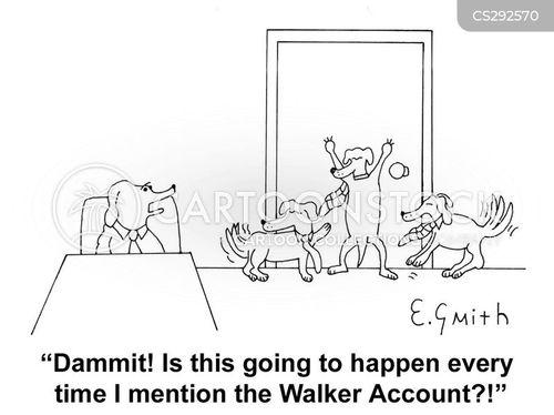ad agency cartoon