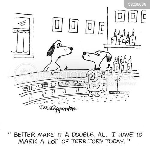 on the pull cartoon