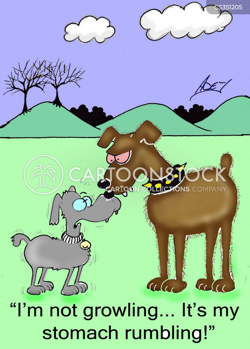 vicious dogs cartoon