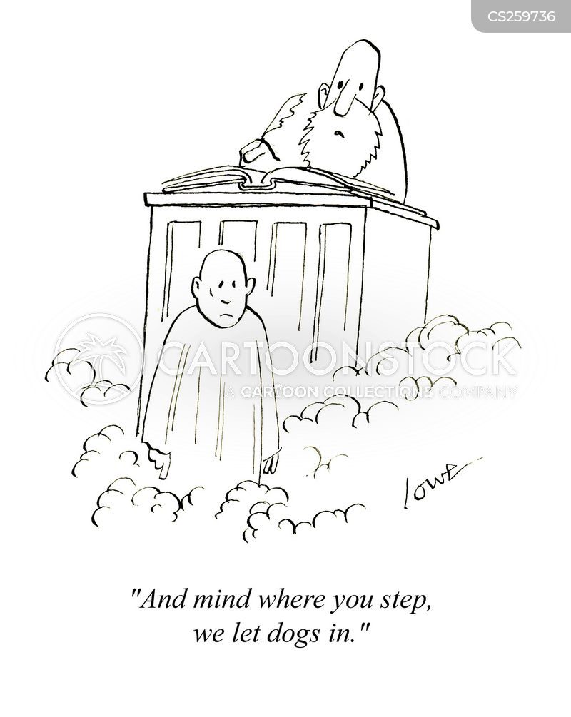 stepped cartoon