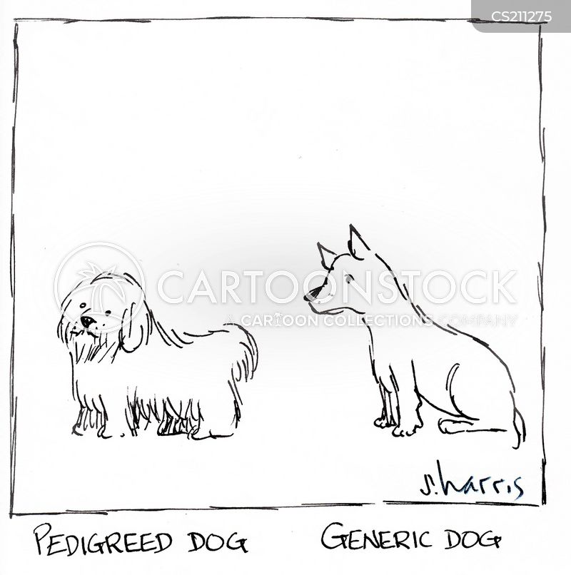 mongrel cartoon