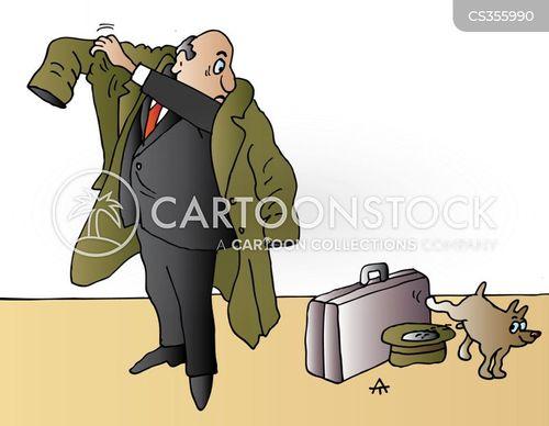 trilbies cartoon