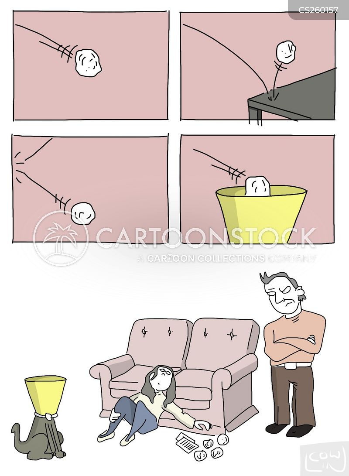 tormenting cartoon