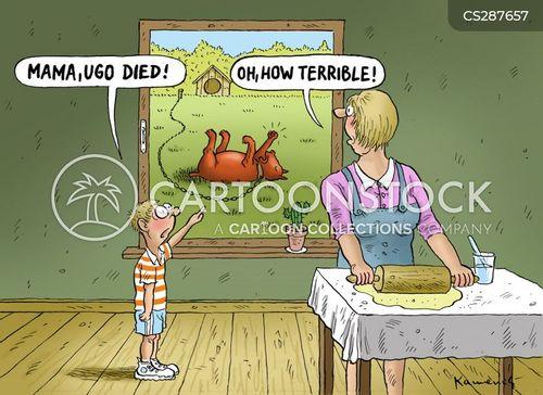 venezuela cartoon