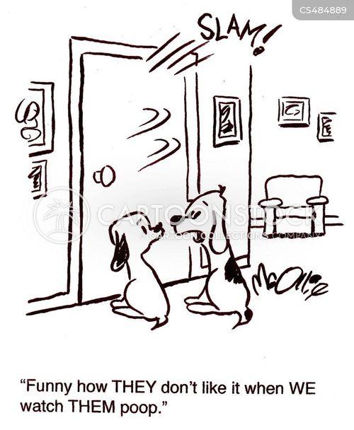 privateness cartoon