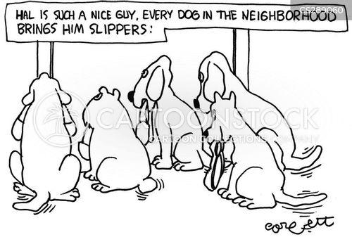 nice guys cartoon