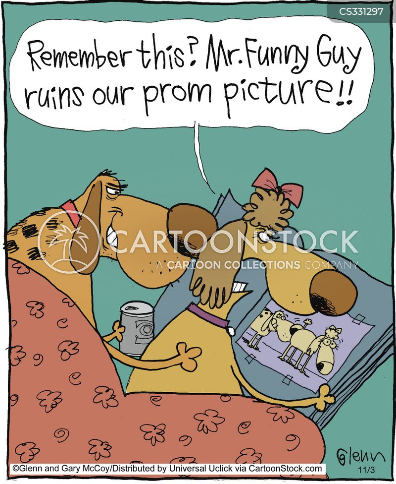 pheromones cartoon