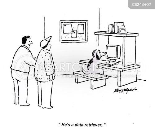 regaining cartoon