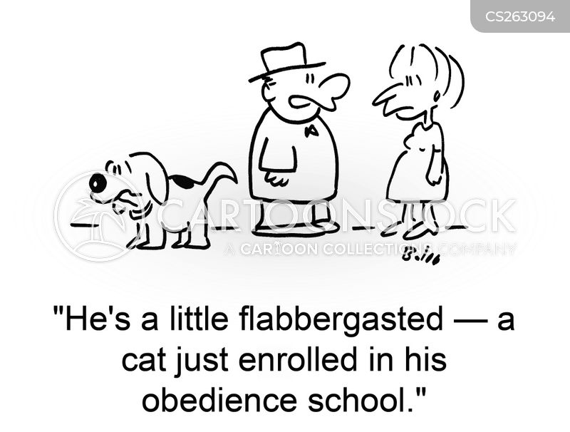 flabbergasted cartoon