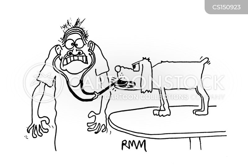 dog bark cartoon