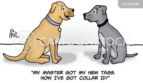 caller ids cartoon