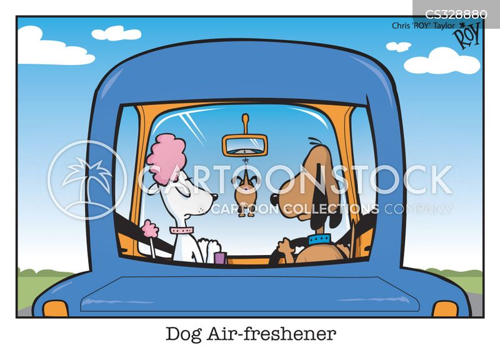 dog dog owners cartoon