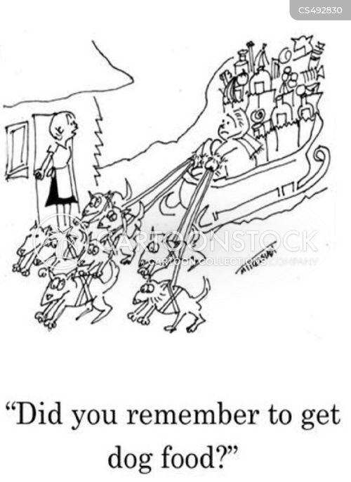 sledge tam cartoon