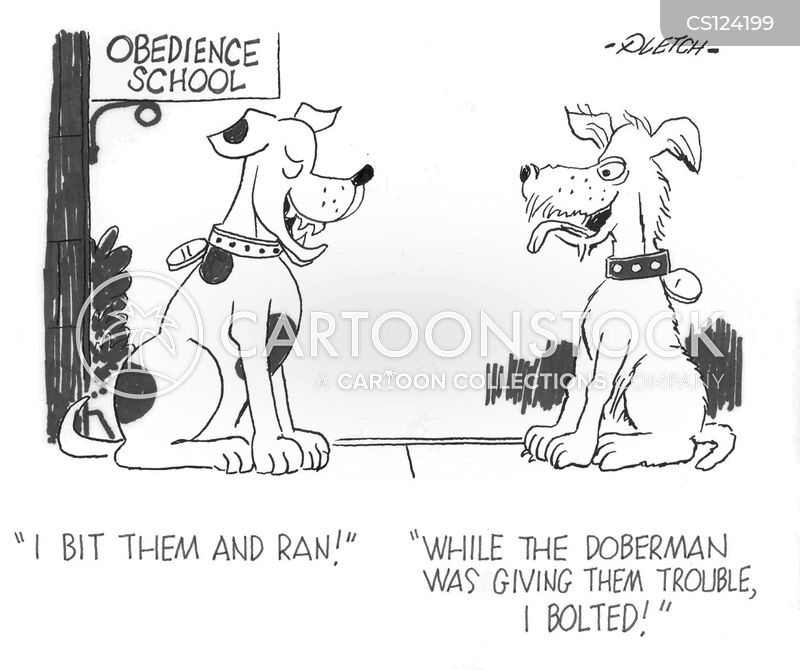 Doberman cartoons, Doberman cartoon, funny, Doberman picture, Doberman pictures, Doberman image, Doberman images, Doberman illustration, Doberman illustrations