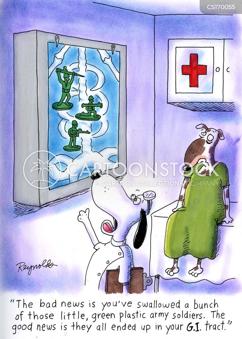 xray cartoon