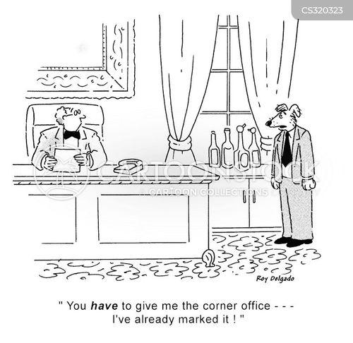 office works cartoon