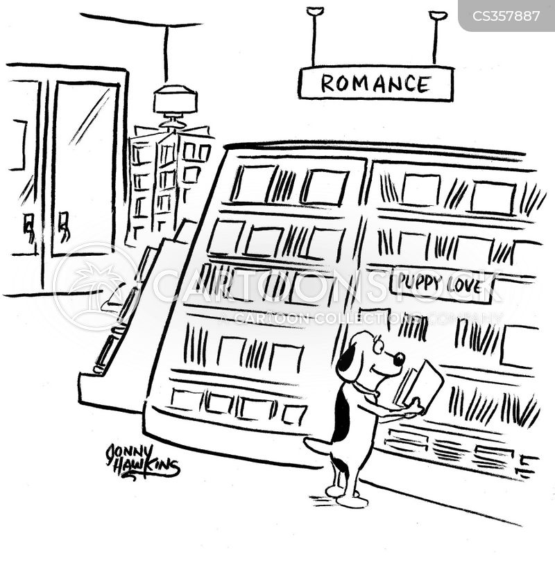 book genres cartoon