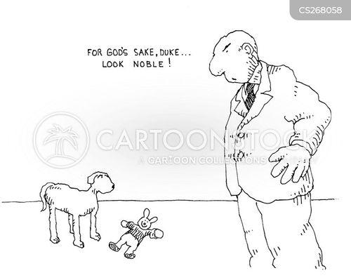 duke cartoon