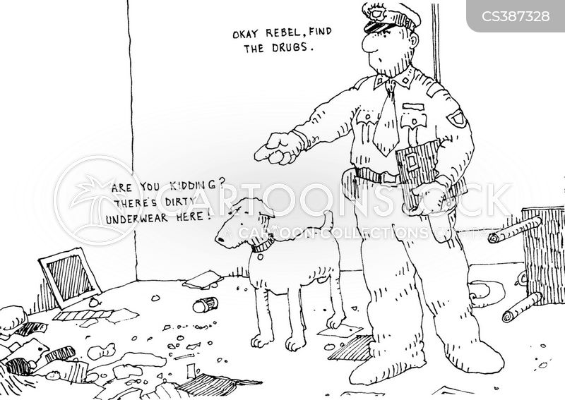 dea cartoon