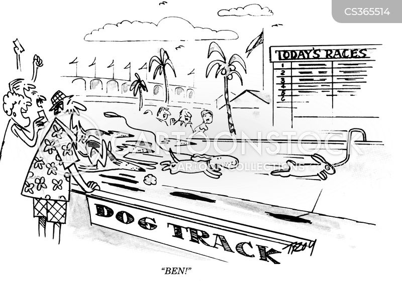 Racing Dog cartoons, Racing Dog cartoon, funny, Racing Dog picture, Racing Dog pictures, Racing Dog image, Racing Dog images, Racing Dog illustration, Racing Dog illustrations