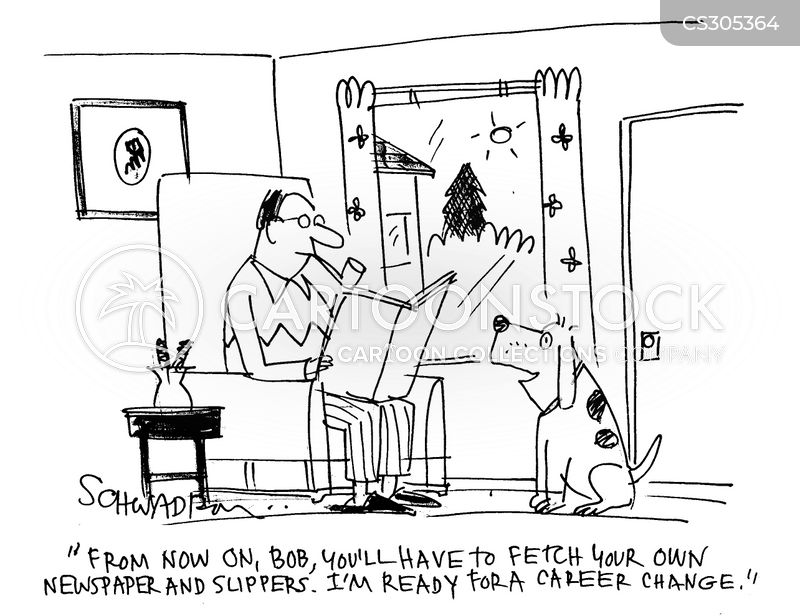 Doggie Cartoons and Comics - funny pictures from CartoonStock