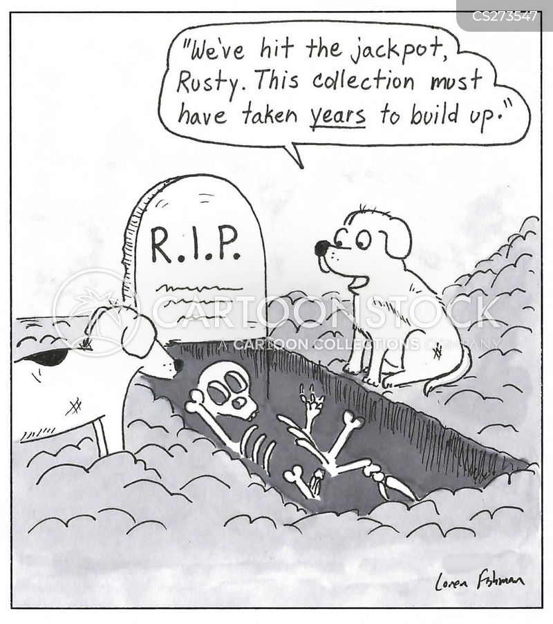 undertaking cartoon