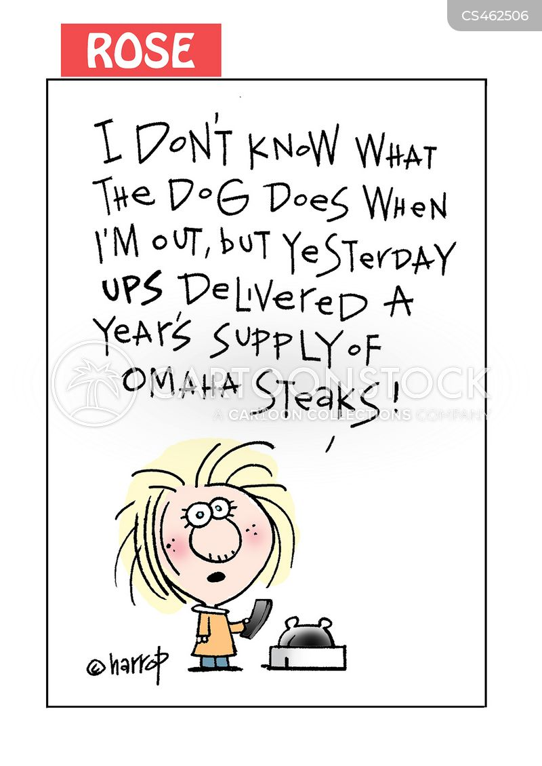 internet commerce cartoon