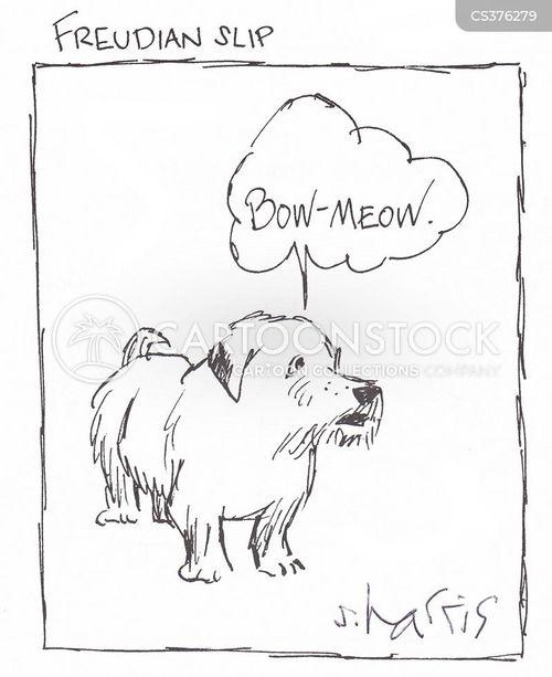 freudian slips cartoon