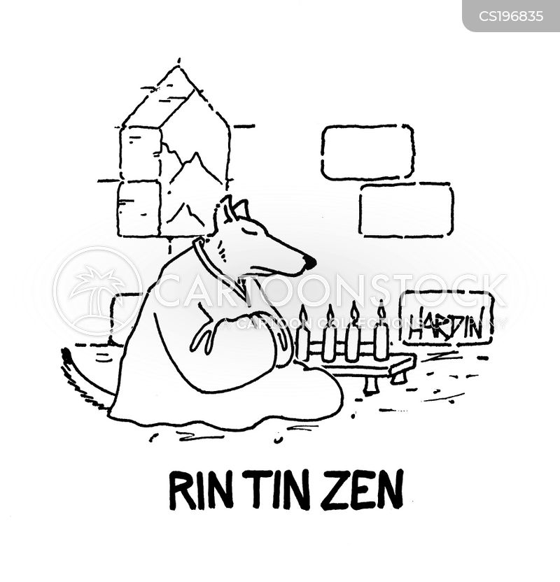 alsatian cartoon