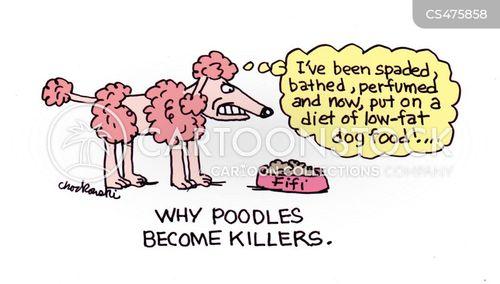 revenge killings cartoon