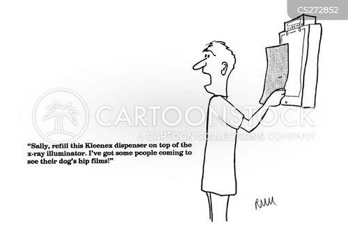 fractures cartoon