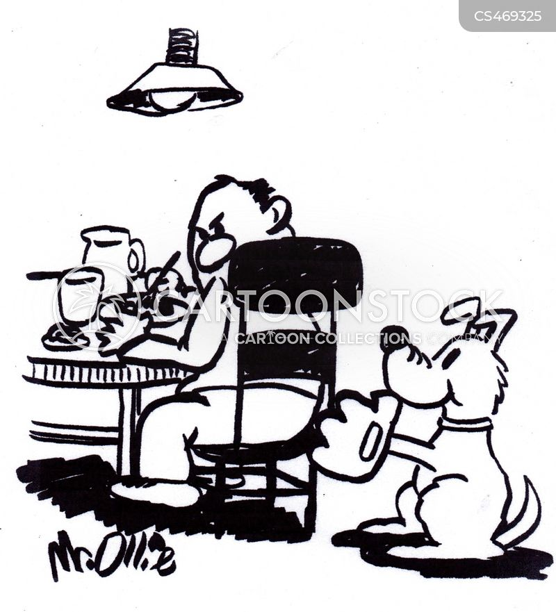 mitts cartoon