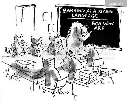 foreign language cartoon