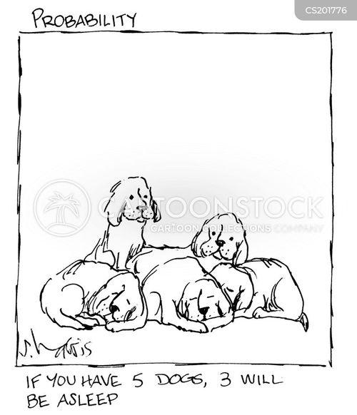 probability cartoon
