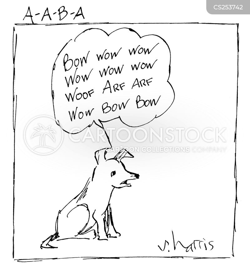 Bow Wow Cartoons and Comics - funny pictures from CartoonStock
