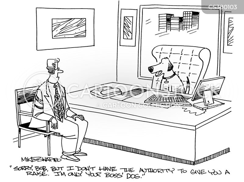 authorise cartoon