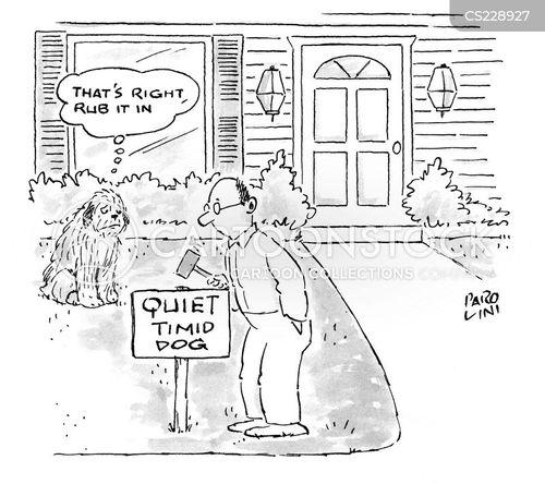 placid cartoon