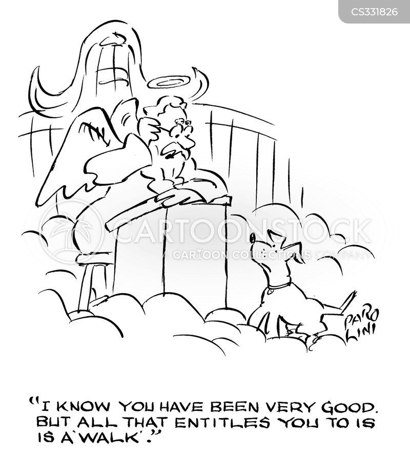 heavens gate cartoon
