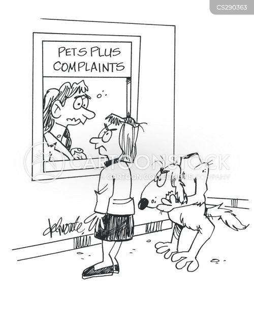doggie cartoon