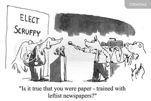 house-training cartoon