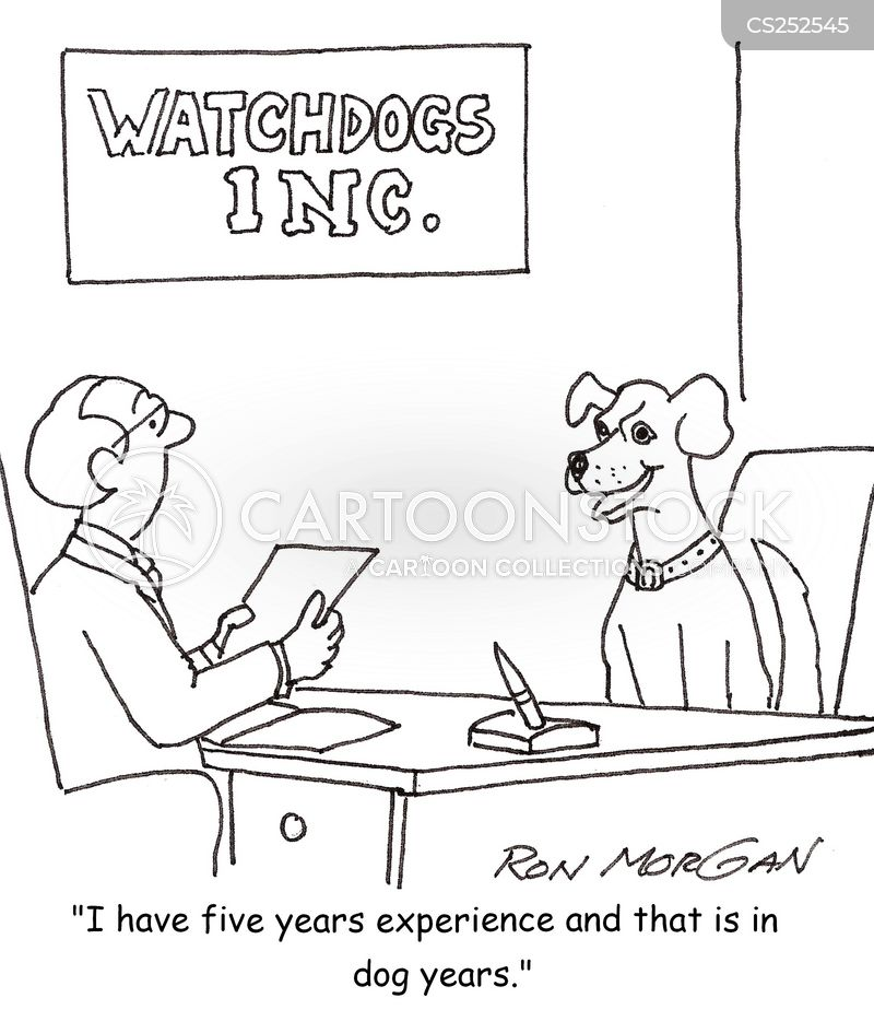 guard-dog cartoon