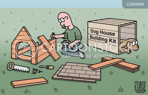 assemble cartoon