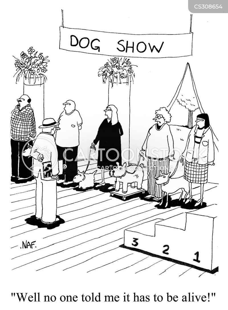 Pet Show cartoons, Pet Show cartoon, funny, Pet Show picture, Pet Show pictures, Pet Show image, Pet Show images, Pet Show illustration, Pet Show illustrations