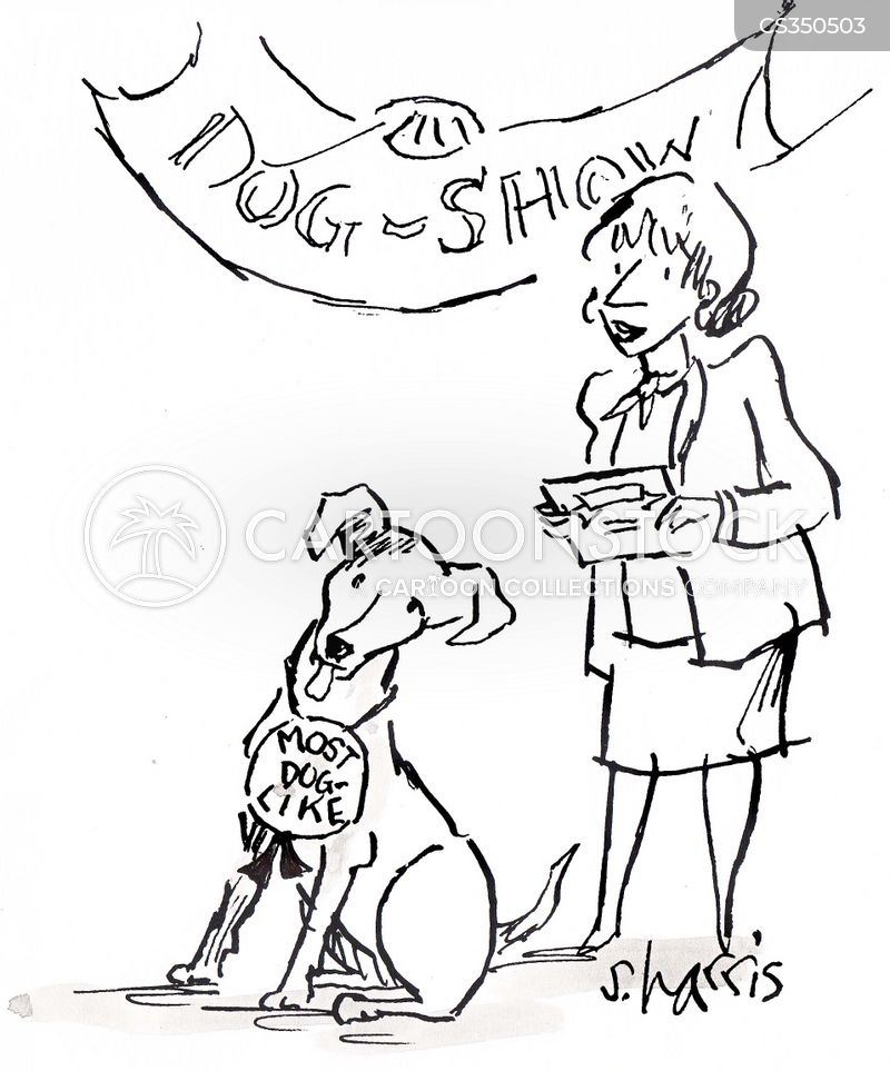 pedigree dogs cartoon