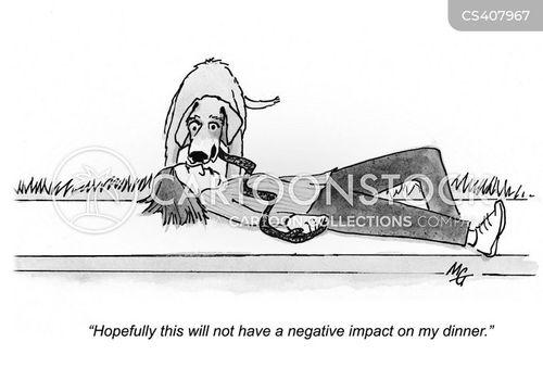 retaliation cartoon