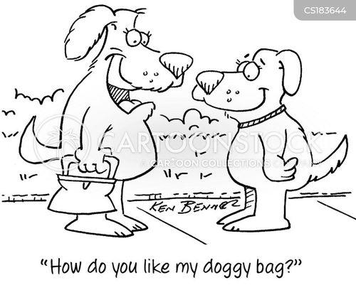 purses cartoon