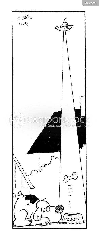 fortean cartoon